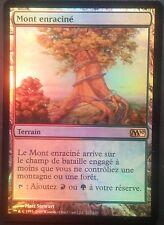 Mont enraciné PREMIUM / FOIL VF - French Rootbound Crag  - Magic mtg