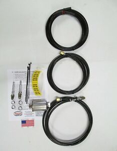 1988-1997 CHEVY / GMC PICK UP FUEL LINES * FITS GM22B,GM23B TANKS  # FL-GM22B