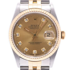 ROLEX Datejust 10P Diamond 16233G watch 800000083585000