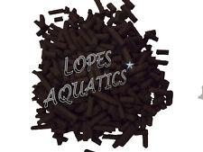 Aktivkohle Pellets ca.4mm 3 Liter (2,63 € L) Teich Aquaristik Filter Filterkohle