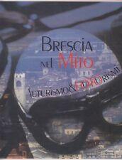FOTO AUTOMOBILISMO JERRY MAGRO BRESCIA NEL MITO FUTURISMO E FUTURISMI AUTOGRAFO