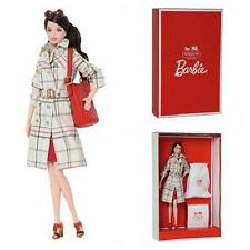 Gold Label Coach Barbie Doll with Red Classic Duffle Bag NIB With Shipper Box
