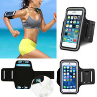 For iPhone XS XR X 8 7 6 Plus Armband Case Sport GYM Running Exercise Arm Band