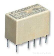 RELAIS,DPDT,5VDC,2A,THT,loquet référence fabricant :v23079b1201b301 connectivité