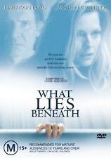 What Lies Beneath (DVD, 2004) Harrison Ford, Michelle Pfeiffer