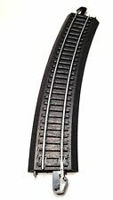 "44483 Bachmann HO Scale E-Z Track 22"" Radius Curved Black Steel Alloy NEW 44403"