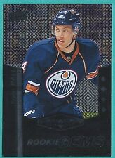 2010-11 Black Diamond 4 Diamond #222 of Taylor Hall (Rookie Gems)