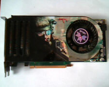 PCI-E express card ASUS GeForce 8800 GTS EN8800GTS HTOP 320M Dual DVI Video