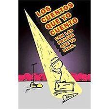 Los Cuentos Que Yo Cuento con Las Frases Que Yo Digo by Maury (2011, Paperback)