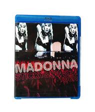 Sticky Sweet Tour Blu ray MADONNA