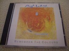 HIGH WHEEL - Remember the Colours CD Rockwerk Records 1994 NM 1. Press