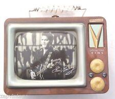Vtg ELVIS TV Guide - SPECIAL COLLECTORS EDITION Lot Set of 5 w/ Tin Case