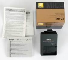 Nikon MH-24 chargeur de batterie type EN-EL14 et EN-EL14a