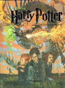 Buch Harry Potter SCHWEDISCH, och den flammande bägaren, Band 4 NEU Feuerkelch