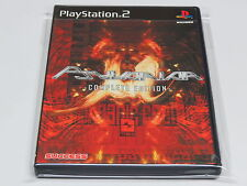 Psyvariar Complete Edition PS2 PlayStation 2 JPN Japan Japanese VGC + Reg. Card