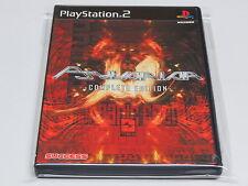 Psyvariar Complete Edition PS2 PlayStation 2 JPN Japan Japanese VGC + Reg. Card