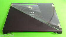"New Genuine Dell Studio 1735 17"" Plum Purple Rear LCD Back Cover w/Hinges P563X"