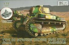 "IBG Modelli 1/72 tipo 89 I-GO ""Otsu"" DIESEL giapponese MEDIUM TANK"