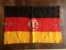 vintage communist East german GDR small Flag , Drapeau de l'Allemagne de l'est