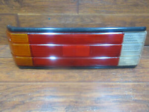 Mazda GLC - 323 Hatchback, 1981, 1982, Left Driver Tail Light