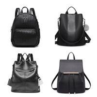 Fashion Women Leather Handbag Rucksack Ladies Backpack Shoulder Bag