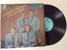 THE JACOB BROTHERS God is my Strength and my Song vinyl LP southern gospel MINT