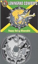 CD--LENINGRAD COWBOYS--HAPPY BEING MISERABLE | SINGLE