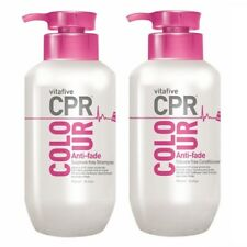 Vita 5 CPR Colour Anti Fade Sulphate Free Shampoo & Conditioner 900ml (VitaFive)
