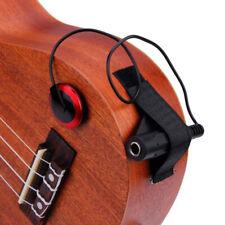 US_ KF_ Acoustic Piezo Contact Microphone Pickup Guitar Violin Mandolin Ukulele