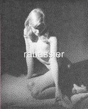 1960's ORIGINAL LARGE AMATEUR GLAMOUR PHOTO - EROTIC B&W