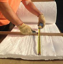 2 Cerablanket 6x6 Ceramic Fiber Blanket Insulation 8 Thermal Ceramics 2400f