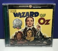 NEW The Wizard of Oz Archive Collection CD Original Motion Picture Soundtrack