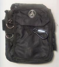 CMC URBAN PACK™ Black Bag w/ Biking Backpack 7 Compartments 6 zippered Sports