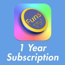 iFuns TV IPTV 1 Year Subscription Android TV Box Apk - China HK Taiwan Key