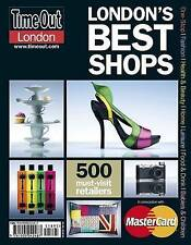 """Very Good, """"Time Out"""" London's Best Shops (Shops & Services), , Book"""