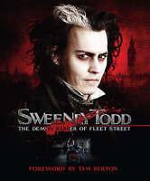 (Good)-Sweeney Todd: The Demon Barber of Fleet Street (Hardcover)-Mark Salisbury