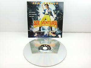 7/7Ace Ventura When Nature Calls Laserdisc LD 1996 Jim Carrey