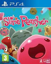 Slime Rancher Sony PlayStation 4 Ps4 Game
