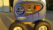 YAMAHA PORTABLE INVERTER GENERATOR 2400W LIGHT & QUIET  EF2400iS w wheels RV a/c