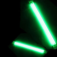 "Car Green Underbody Neon Kit Lights CCFL Cold Cathode PC Bright 6"" + 12"""