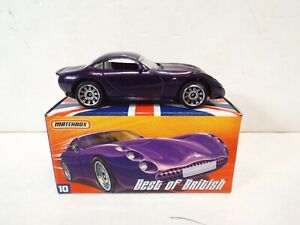 MATCHBOX SUPERFAST 10 TVR TUSCAN S MINT BOXED   (A24)