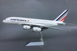 1:200 37CM GeminiJets AIRFRANCE AIRBUS A380 Passenger Airplane Diecast Model