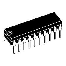 20 x STMicro M74HC540B1R OCTAL Buffer Driver & linea 3-stato inversione 2-6 V