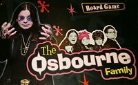 The Osbourne Family Trivia Board Game 2003 Ozzy Sharon 2-6 Players Age 14+