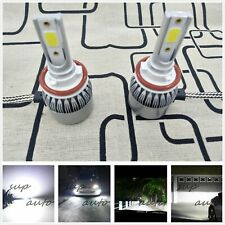 CREE LED Bulbs Headlight H8 H9 H11 8000LM 6000K Super Bright White Kit Low Beam