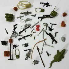 Collection Lot of 1987 G.I. JOE COBRA ARAH GUNS/BACKPACKS/ETC.. YOU PICK!