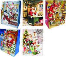 sacs-cadeaux 96 x Medium Sacs de Noël Sac de Noël Sacs à cadeaux 7286