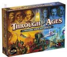 Jeu de société Through the Ages - L'Histoire vous appartient - Iello