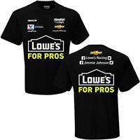 NASCAR Youth Uniform Driver Fan T-Shirt (#48 Jimmie Johnson, XS