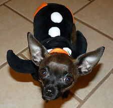 Pret a Paw by Jabara Halloween Penguin Costume for dog 1 pc size XS 3-6 lbs NWT